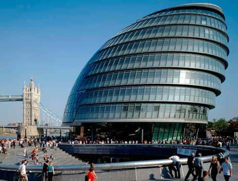 Que Faire 224 Londres London City Tour