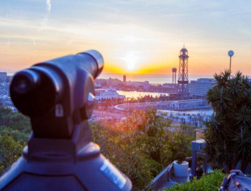 Jardins de miramar barcelona city tour for Jardin de miramar