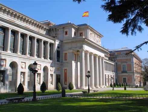 Museo del prado madrid city tour for Lamucca calle del prado 16 madrid
