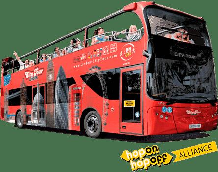 Bus tur stico oficial de londres london city tour for Tour city londres