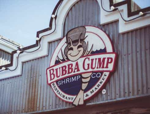 Bubba Gump Shrimp Co