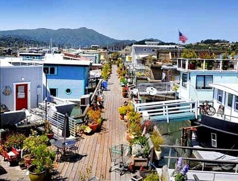 Sausalito City Tour
