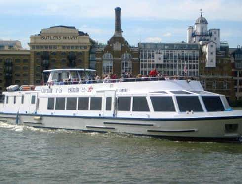 Thames Cruise Westminster to Greenwich Sightseeing Cruise