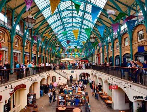 Que faire londres visite touristique london city tour for Olive garden union nj