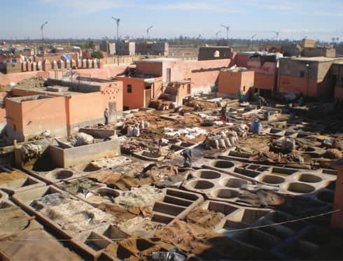Tanneries Quarter