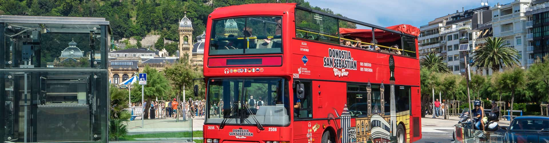 bilbao san sebastian bus