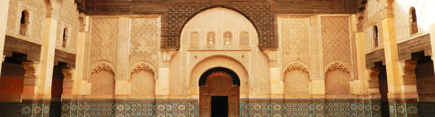 Marrakech City Tour