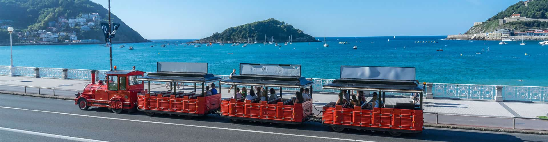San Sebastián City Tour Train