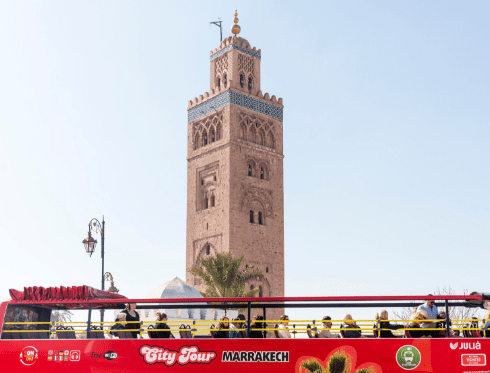 Routes Marrakech City Tour