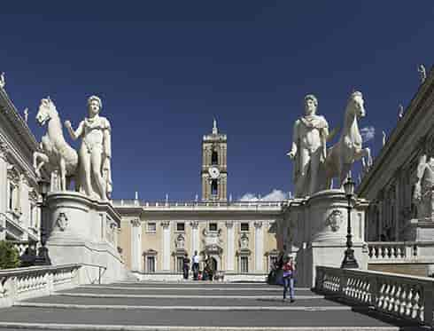 Capitoline Hill and Museums