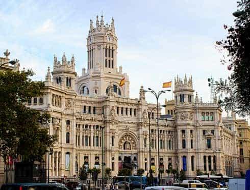Hop On Hop Off Madrid Madrid City Tour
