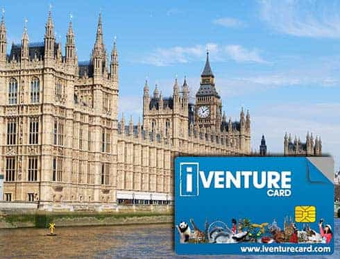 iVenture Card London