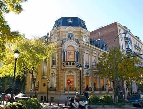Ortega Y Gasset Madrid City Tour