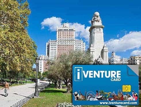 iVenture Card Madrid