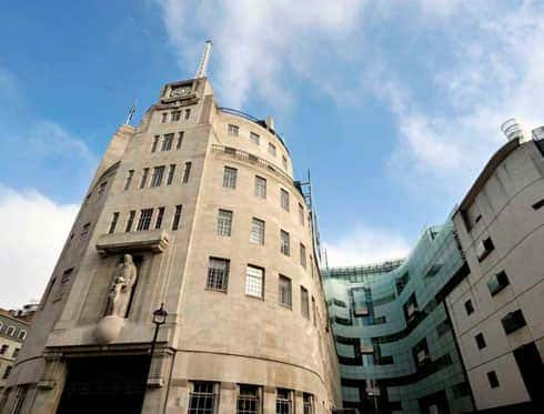 A picture of london bbc: