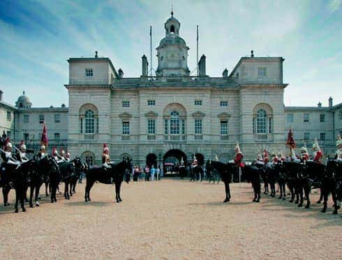 Whitehall Horse Guard's Parade