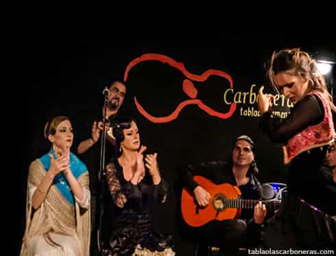 Tablao Flamenco Las Carboneras