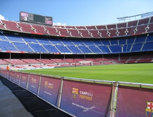 Tickets camp nou barca