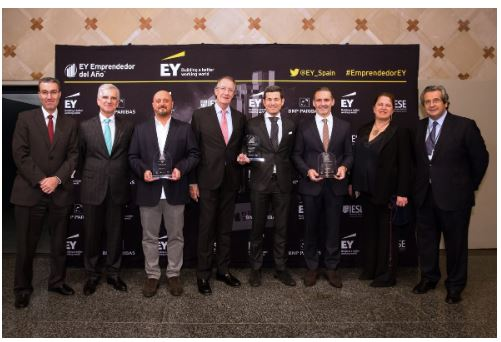 EY selects Grupo Julià, Frime and Grupo Sifu as finalists