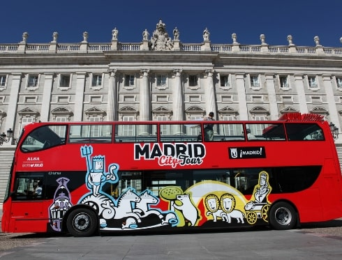 Madrid Bus Tour | Madrid City Tour