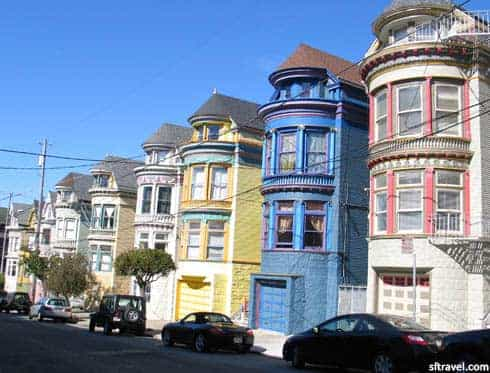 Haight district
