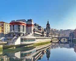 El mejor servicio para que disfrute de Bilbao