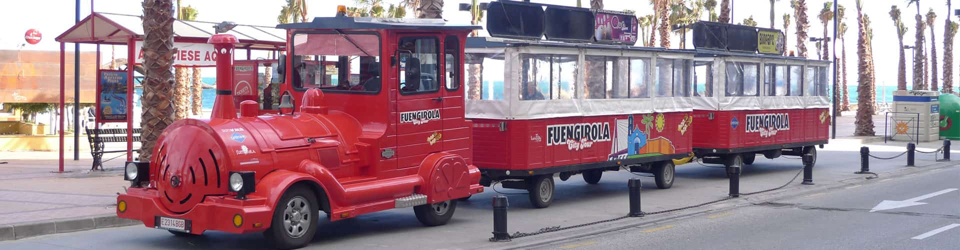 Fuengirola City Tour Train